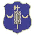 71st Regiment Decal